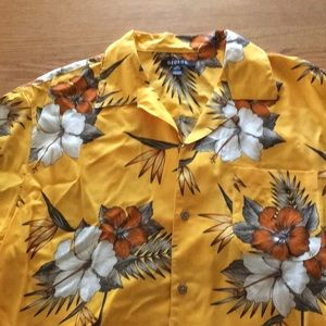 George tropical shirt size 42-44